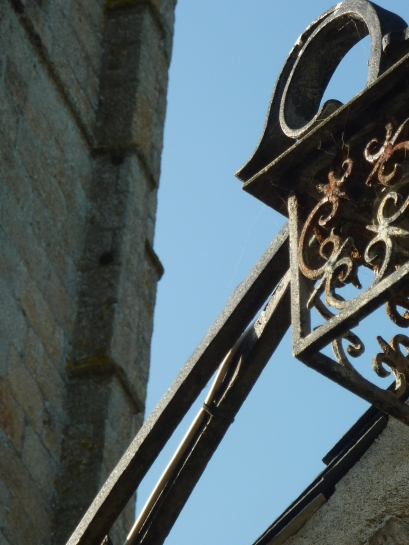 Ironwork St Ives