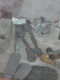 Barbara Hepworths tools